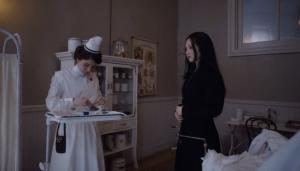nurse elkins and lin-lin the knick