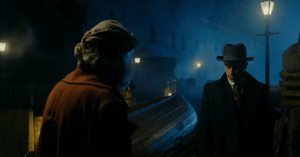 ripper street abel croker and augustus dove