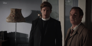Grantchester Finale Sidney and Geordie