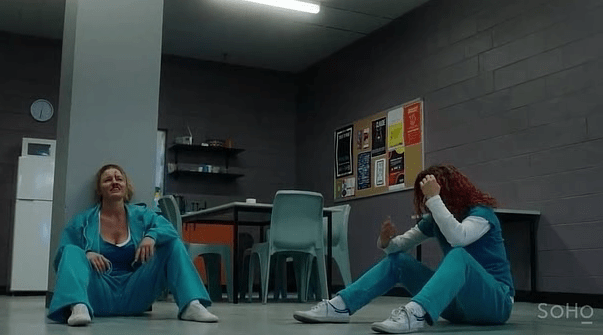 wentworth finale bea and kaz