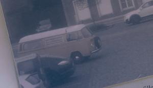 the missing season 2 yellow van