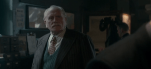 Actor James Cosmo SS-GB