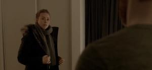 Actress Karine Vanasse Cardinal