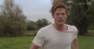 james norton running grantchester