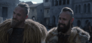 the last kingdom sigefrid and erik