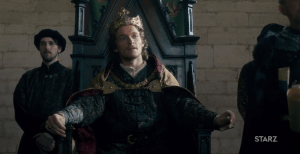 starz the white princess king henry