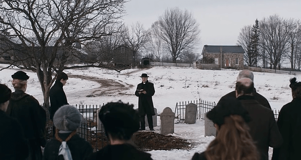 anne with an e funeral