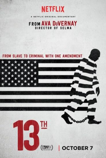 13th Netflix -poster