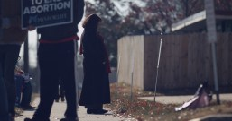 Kathy in ABORTION: STORIES WOMEN TELL. Cinematographer: Kamau Bilal