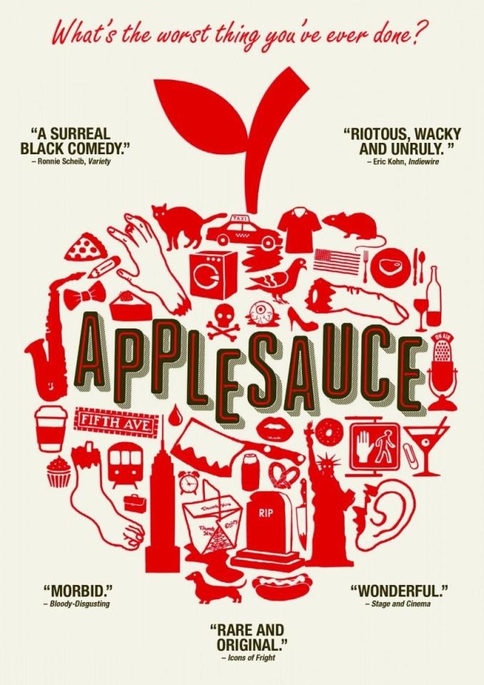 Applesauce poster