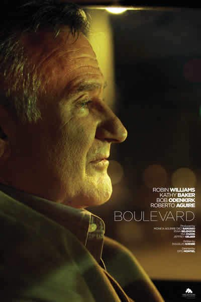 Boulevard Poster without quotes