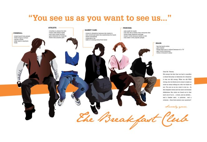 Breakfast Club poster 1