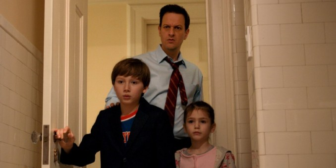 Bruce, Janey, son, Josh Charles, I smile Back still