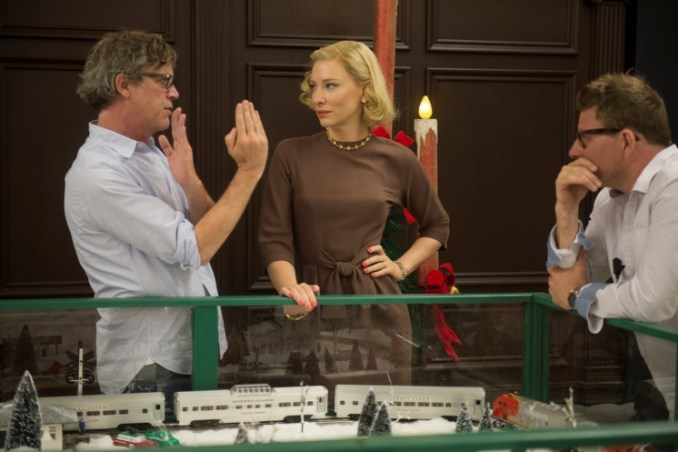 Carol still Todd Haynes and Cate Blachett