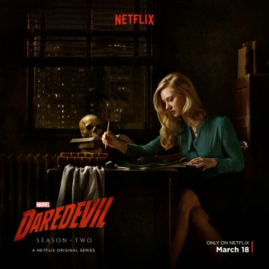 Daredevil Season 2-3