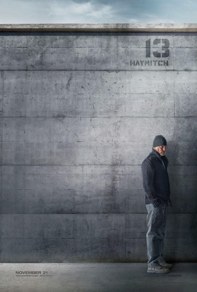 Hunger Games Mockingjay District 13 poster (3) - Copy