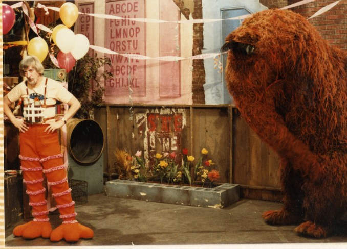 Caroll Spinney in I AM BIG BIRD: THE CAROLL SPINNEY STORY a Tribeca Film release.