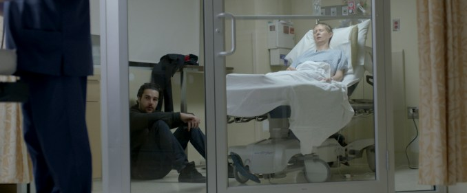 (L-R) CHRISTOPHER ABBOTT and CYNTHIA NIXON star in JAMES WHITE