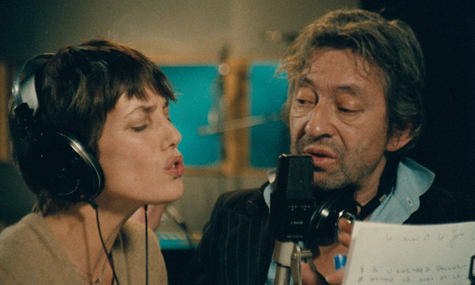 Jane Birkin and Serge Gainsbourg in Jane B. par Agnès V. © Cinelicious Pics