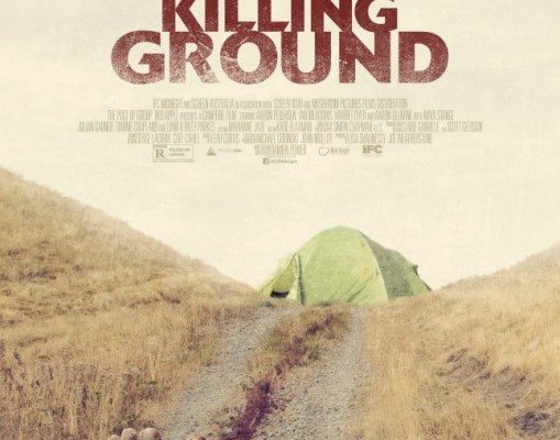 how to watch killing ground