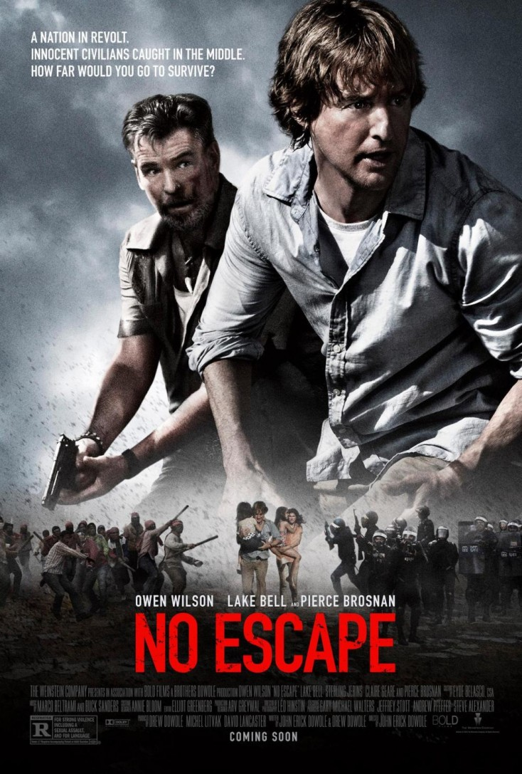 Amc Theater Dubuque Advanced Screening Of 39no Escape39 Amc Stubs Reel News Daily
