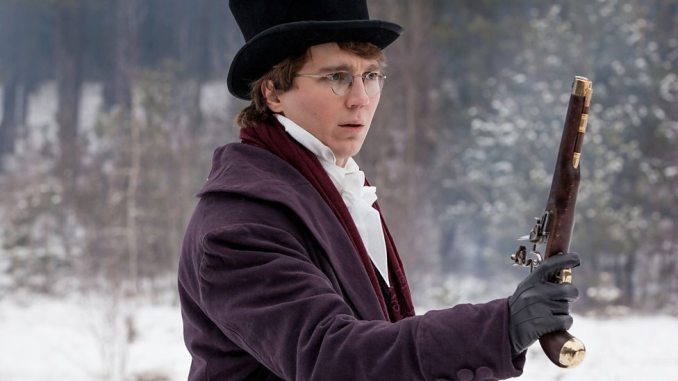 Paul Dano as Pierre Bezukhov