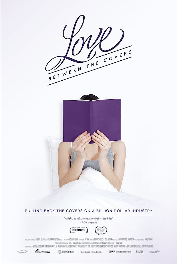 Poster- Love Between the Covers