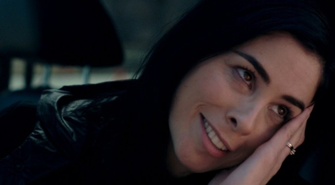 Sarah Silverman I Smile Back still