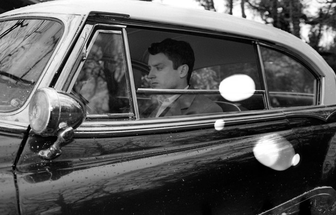 Elijah Wood in SET FIRE TO THE STARS