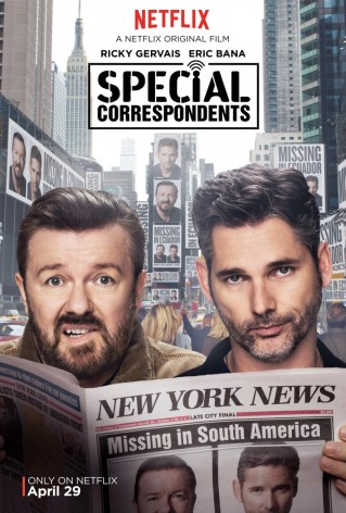 Special Correspondents-poster