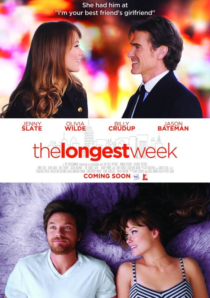 The Longest Week - Poster