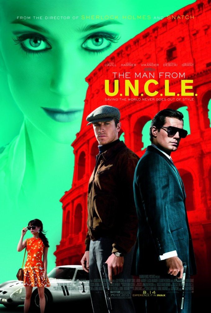 The Man From UNCLE poster2