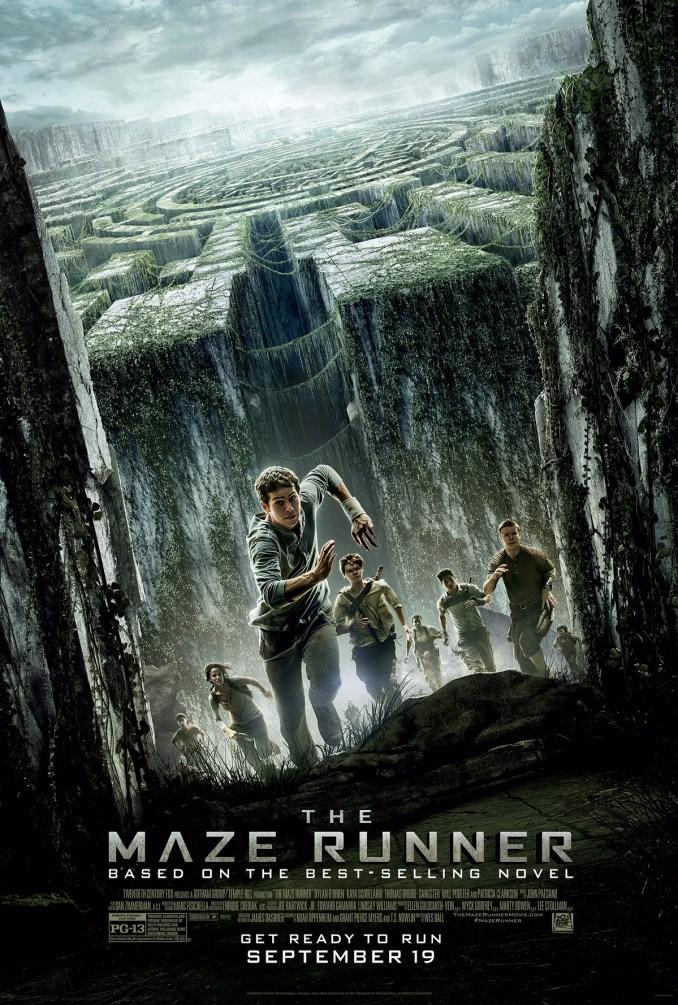 The Maze Runner poster 02