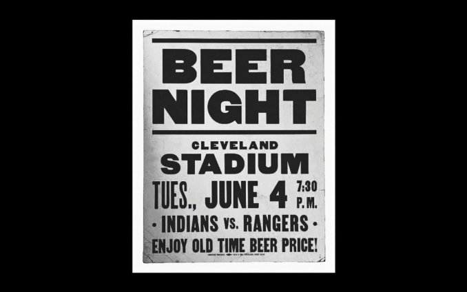 Uncle Nick 10 cents beer night still