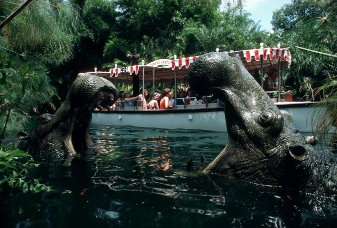 WDW Jungle Cruise 1