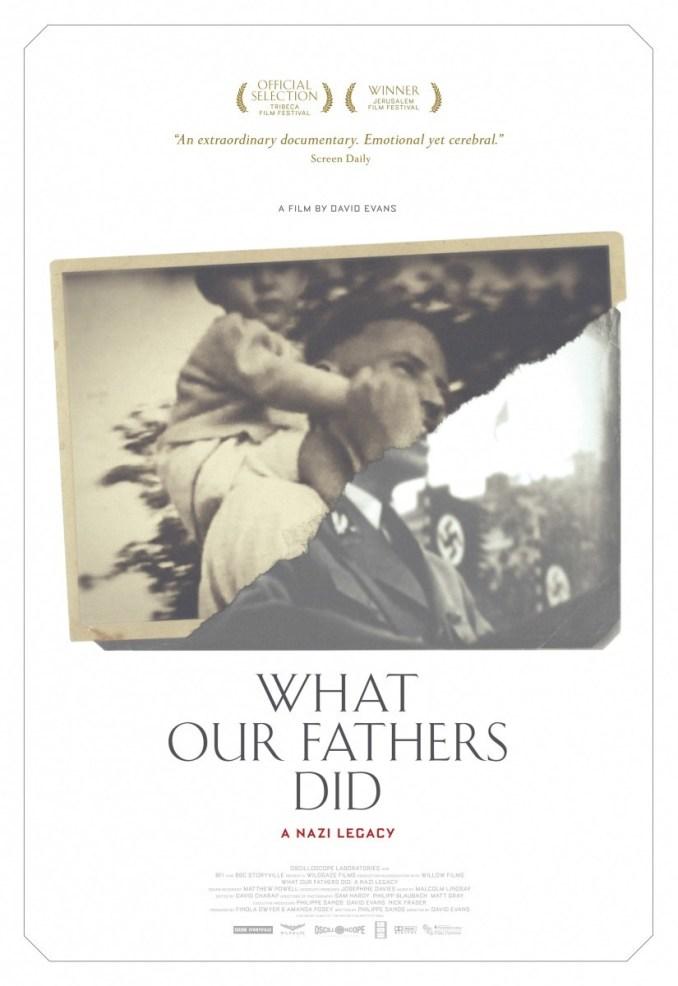 What Our Fathers Did poster