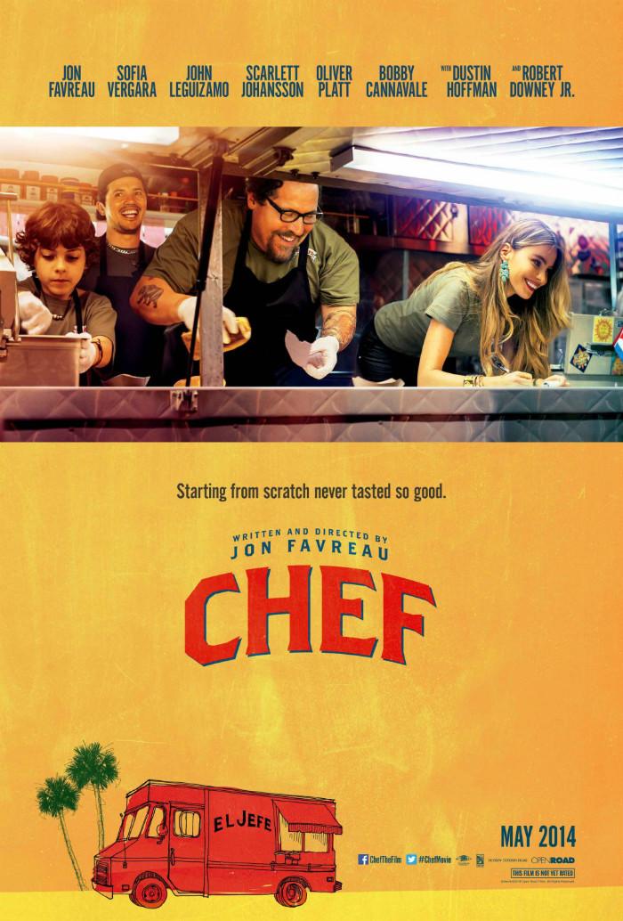 Poster do filme Como um chef