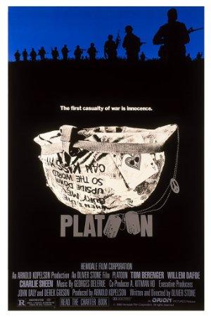 Platoon poster