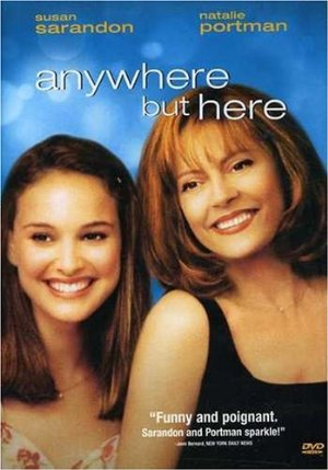 Anywhere But Here poster