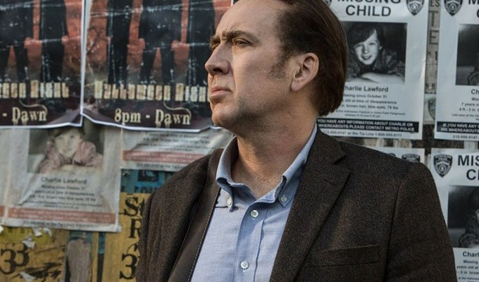 Pay The Ghost Trailer German