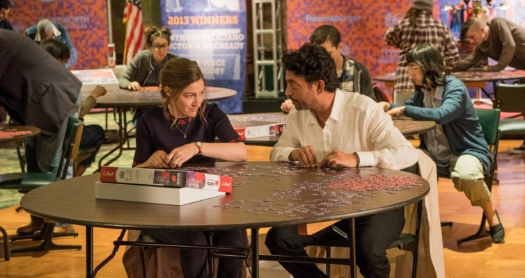 Review: 'PUZZLE' allows one woman to solve the enigma of herself.