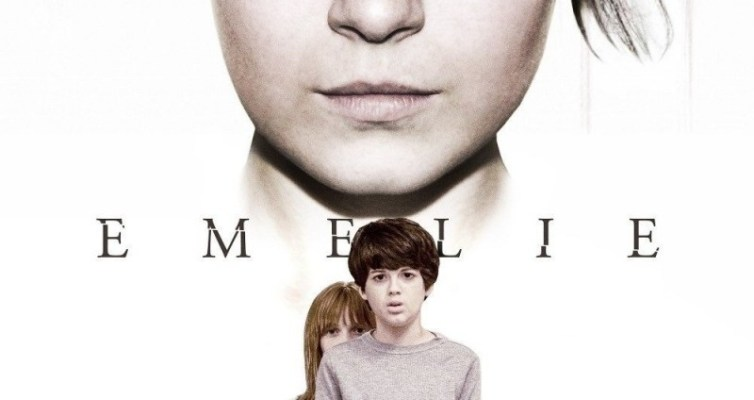 """Poster for the movie """"Emelie"""""""