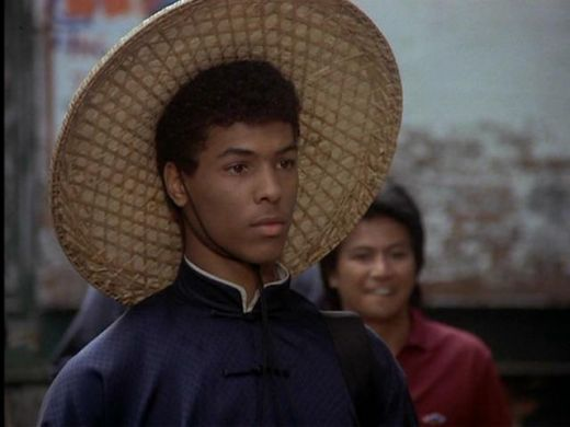 the last dragon - bruce leroy 1