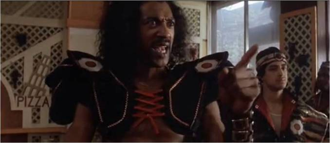 the last dragon - sho nuff