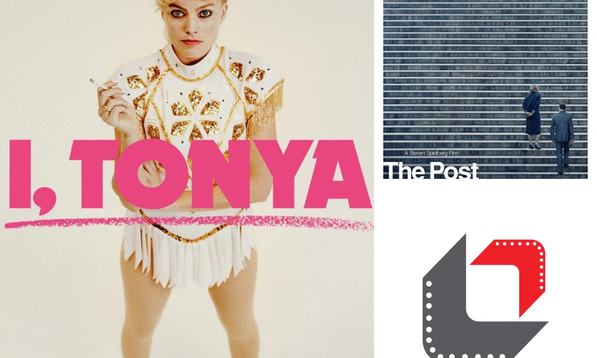 The post i, tonya the reel review podcast movie review