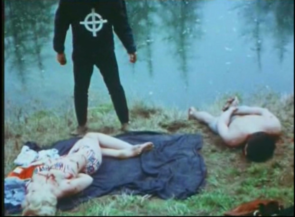 The police are taunted by phone calls and letters. The Zodiac Killer (1971) - Blu-ray Review