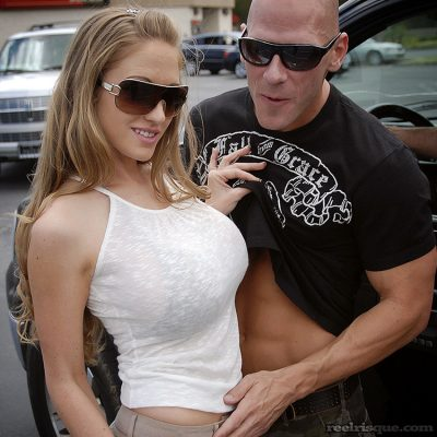 Abby Rode, Johnny Sins
