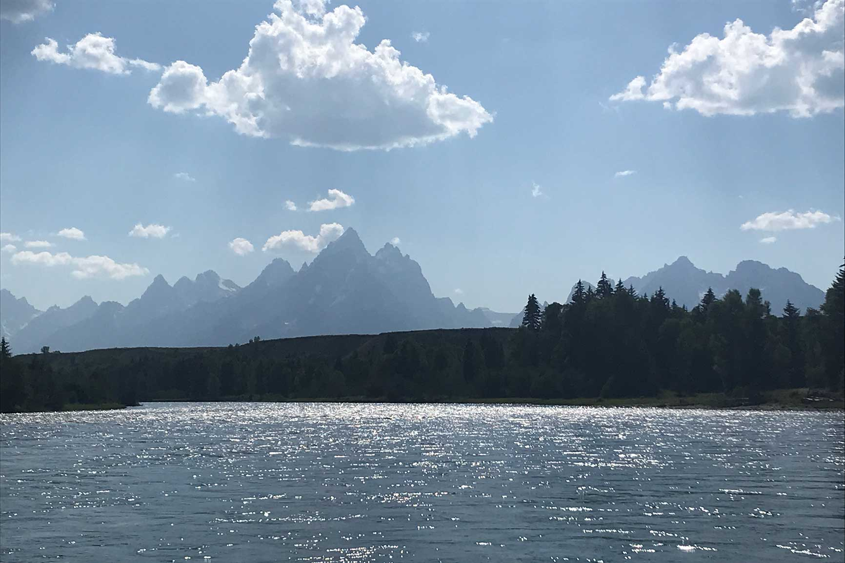 Snake River, Jackson Hole, Idaho, Fly Fishing