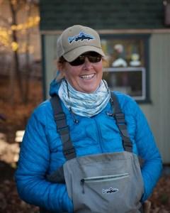 Reel Women Fly Fishing Adventures Ambassador Rachel Finn