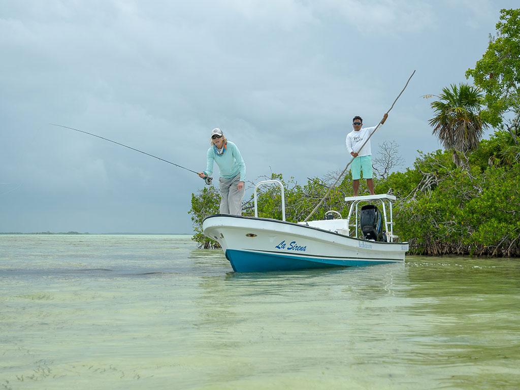 Saltwater Flyfishing Trips
